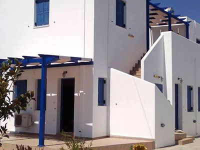 Basic studios & apartments in Serifos, Livadi, Serifos