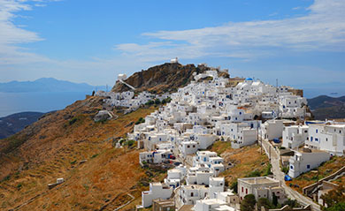 Villages de Serifos